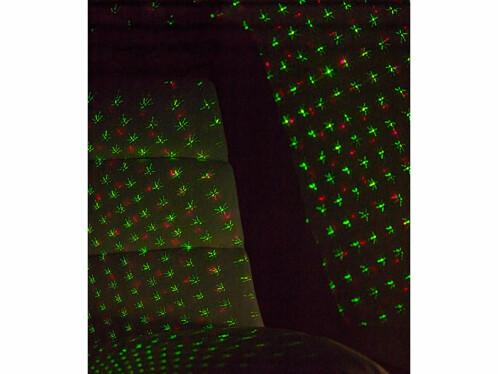 Laser disco effet étoiles scintillantes