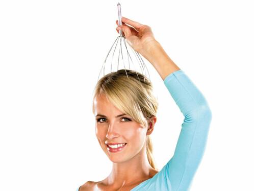 Masseur de tête manuel