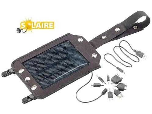 Panneau solaire mobile avec accumulateur 2000 mAh