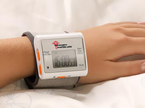 Réveil de poignet avec vibreur