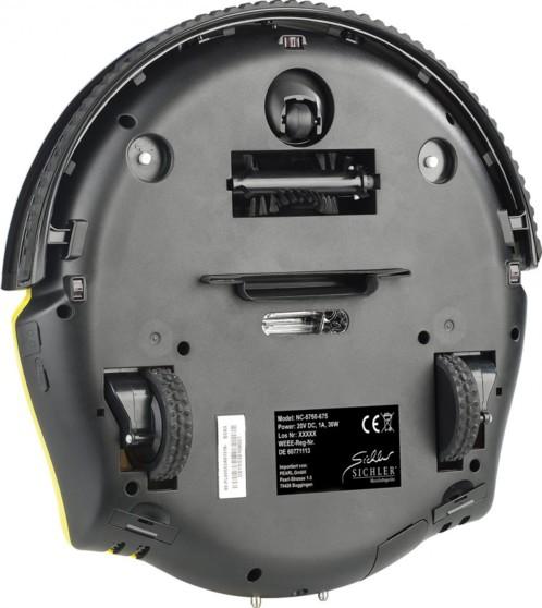 Aspirateur Et Furtive Avec Automatique Caméra Application Robot HEDYW29I