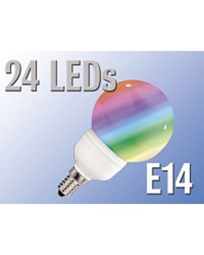 Prix ampoule 24 led smd e14 couleur changeante - Led couleur changeante ...