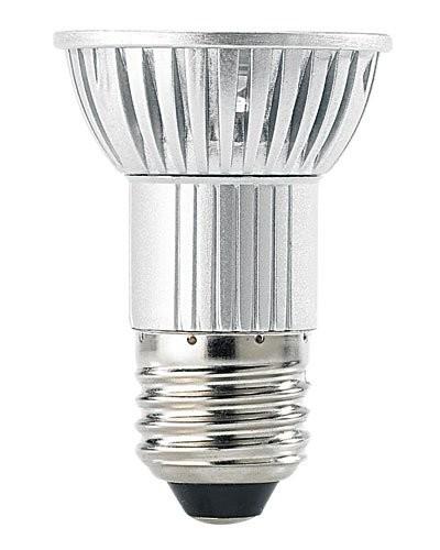 Ampoule 3 LED E27 blanc froid