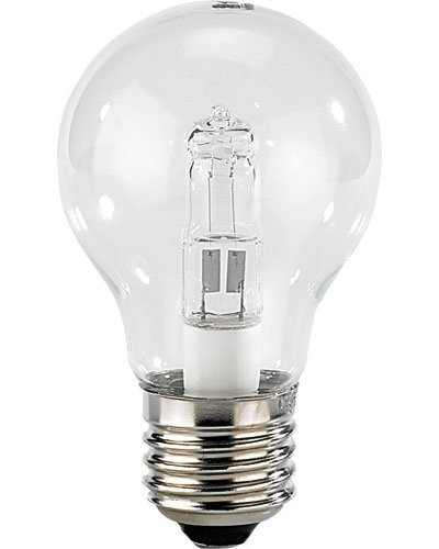 Ampoule halogène E27  ''Green Saver'' 28 W
