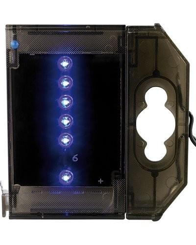 Caractère spécial lumineux à LED - '' ! '' bleu