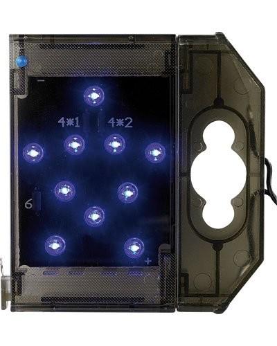Caractère spécial lumineux à LED - '' Étoile '' bleu