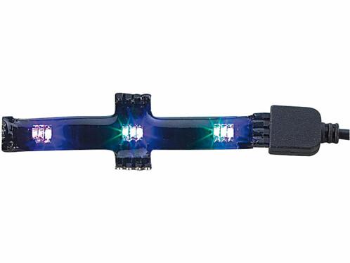 Croix pour module LED SMD - multicolore