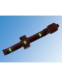 Croix pour module LED SMD - vert