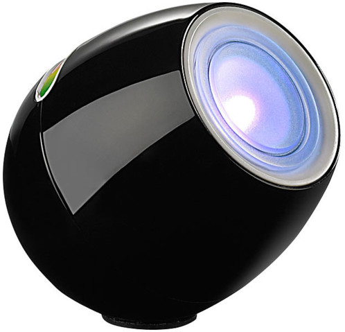 Lampe d\'ambiance 256 couleurs à LED modèle noir