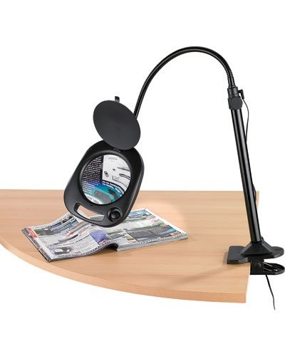 achat vente lampe loupe de bureau led 3 en 1. Black Bedroom Furniture Sets. Home Design Ideas