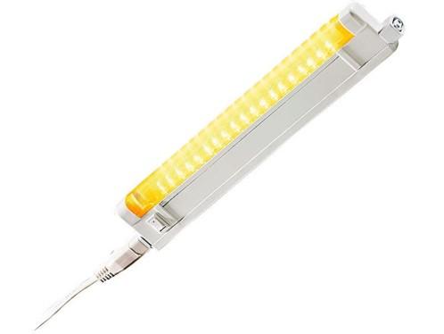 Réglette universelle à LED jaune 0,9 W