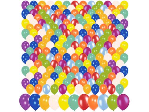 200 Ballons multicolores