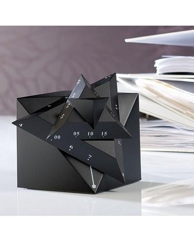 Horloge ''Cube Morph''