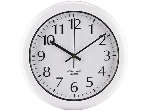 Achat Horloge Étanche Radio-Pilotée | Pearl.fr