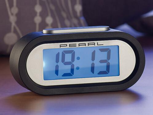 Réveil à message vocal ''DAC-438 Voice''