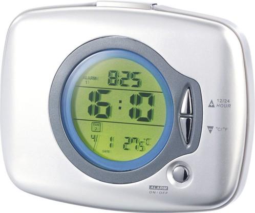 Réveil vibrant avec écran LCD
