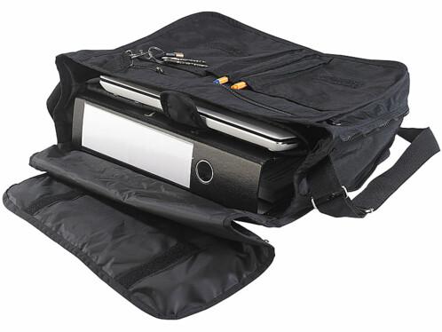 Sacoche bandoulière avec compartiment pour Notebook 14''