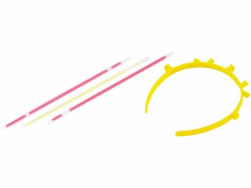10 Serre-tête funky pour tubes lumineux