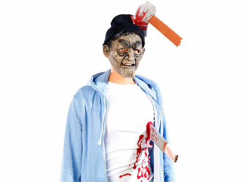 Bonnet Halloween ''hache''