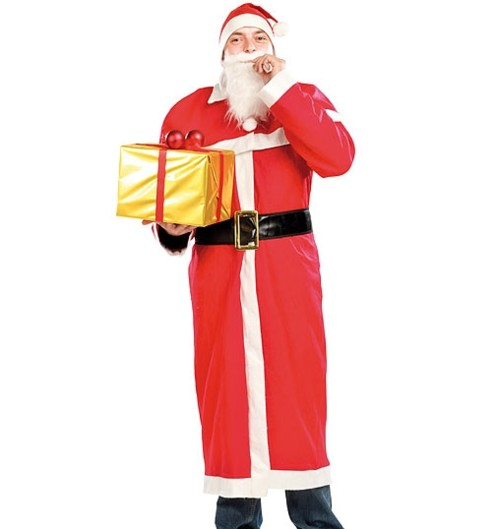 Costume de Père Noël ''Santa Claus''