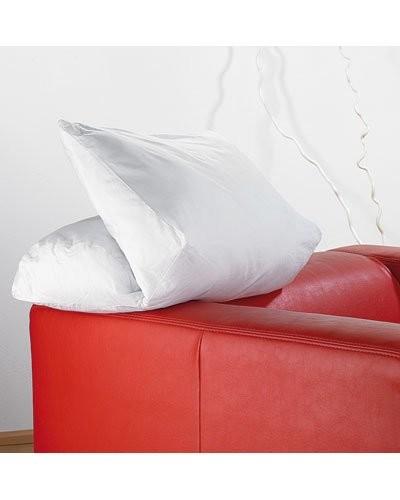 achat double coussin ergonomique. Black Bedroom Furniture Sets. Home Design Ideas
