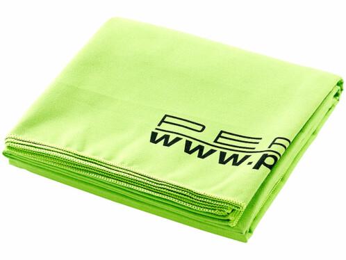 Drap de bain microfibre Vert - 180 x 90 cm