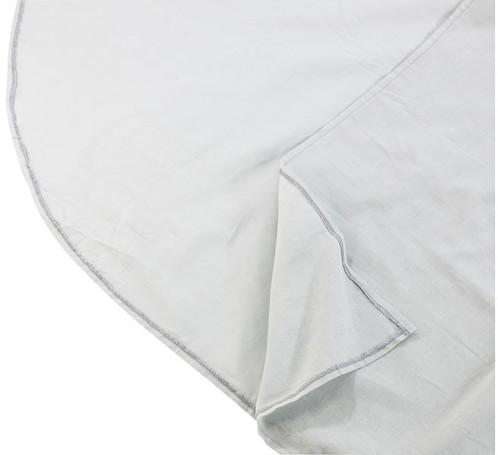 drap pour sac de couchage sarcophage en coton camping. Black Bedroom Furniture Sets. Home Design Ideas