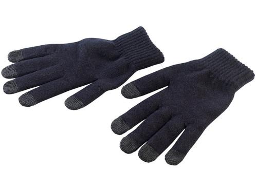 Gants en tricot pour écrans tactiles taille S