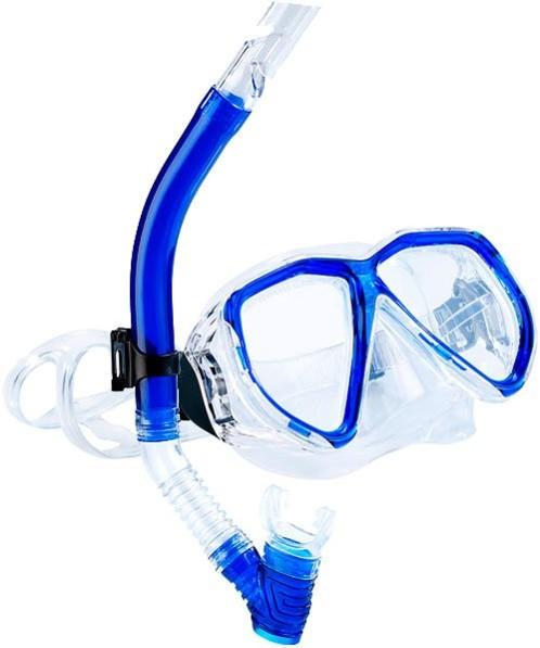 Kit tuba et masque en verre incassable