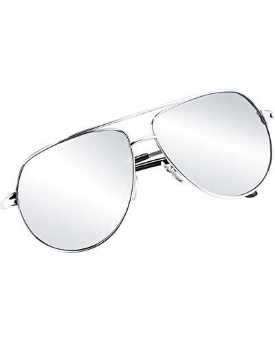 Lunettes de soleil aviateur avec verres miroir Pearl CFLiQsu7Nl