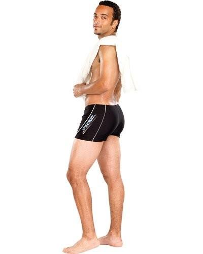 Maillot de bain homme ''Boxer Rétro Sport'' - taille S