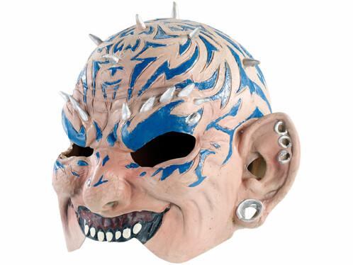 Masque en latex  ''Démon''