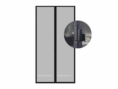 Moustiquaire à fermeture magnétique