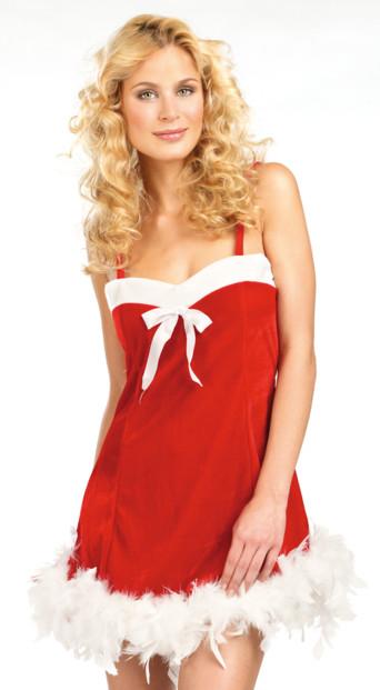Robe de Noël ''Sexy Santa'' taille S