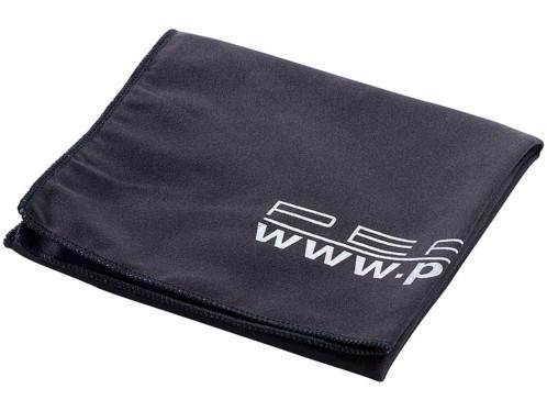 Serviette de bain microfibre 80 X 40 cm noir