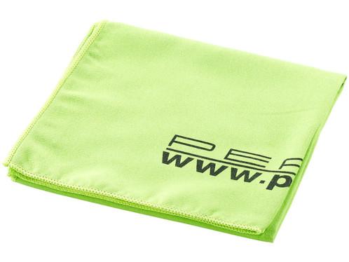 Serviette de bain microfibre - 80 x 40 cm - Vert