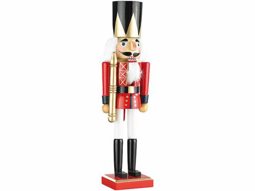 Soldat décoratif en bois