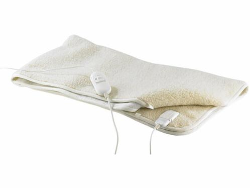 Surmatelas électrique chauffant pour lit double