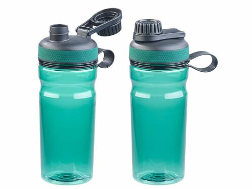2 gourdes sport de 700 ml - Vert