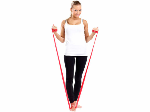 3 Élastiques de fitness 150 cm