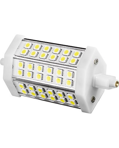 Ampoule 36 LED SMD High-Power R7S blanc froid