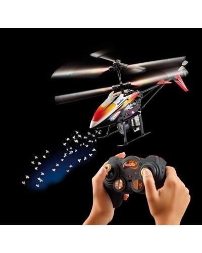 Hélicoptère télécommandé 3,5 canaux GH-100. Bubbles