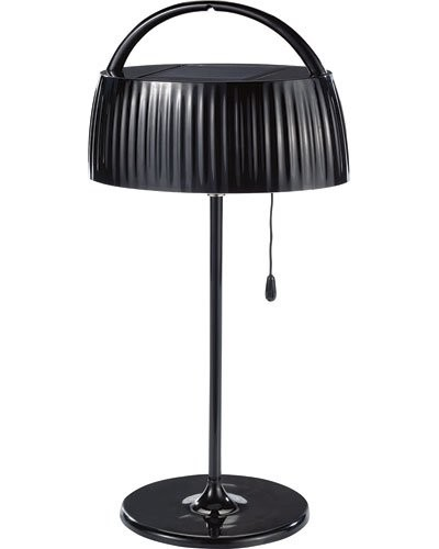 achat vente lampe de table solaire led pas cher. Black Bedroom Furniture Sets. Home Design Ideas