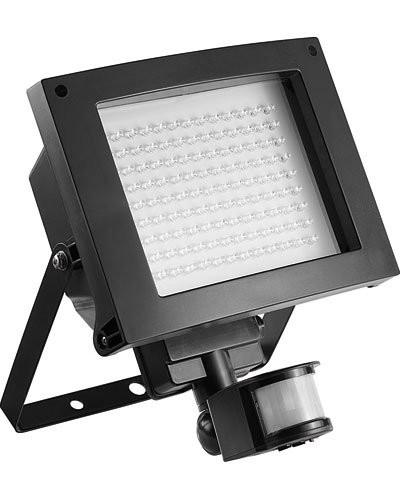 Projecteur avec capteur PIR - 117 LED