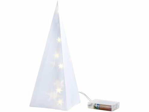 Pyramide à hologrammes