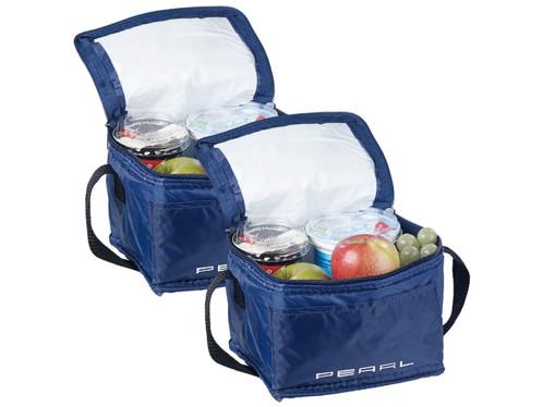 2 mini sacs isothermes 2,5 L avec sangle