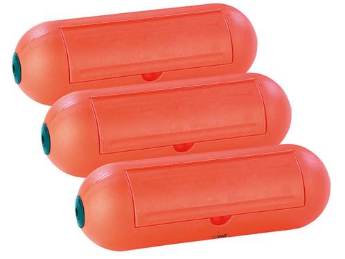 3 capsules étanches pour raccord électrique
