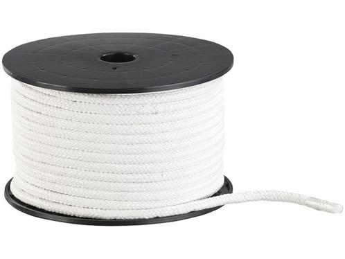 cordelette en coton doux pour decoration jardinage bondage sm bobine 50m