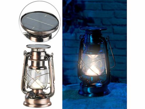 Lampe Bronze Lunartec 3 Lm Tempête 3000 K Led Solaire À Variable Intensité 200 W JKTl1cF3