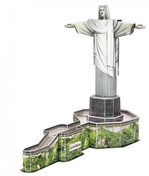 Puzzle 3D Cristo Redentor de Rio de Janeiro